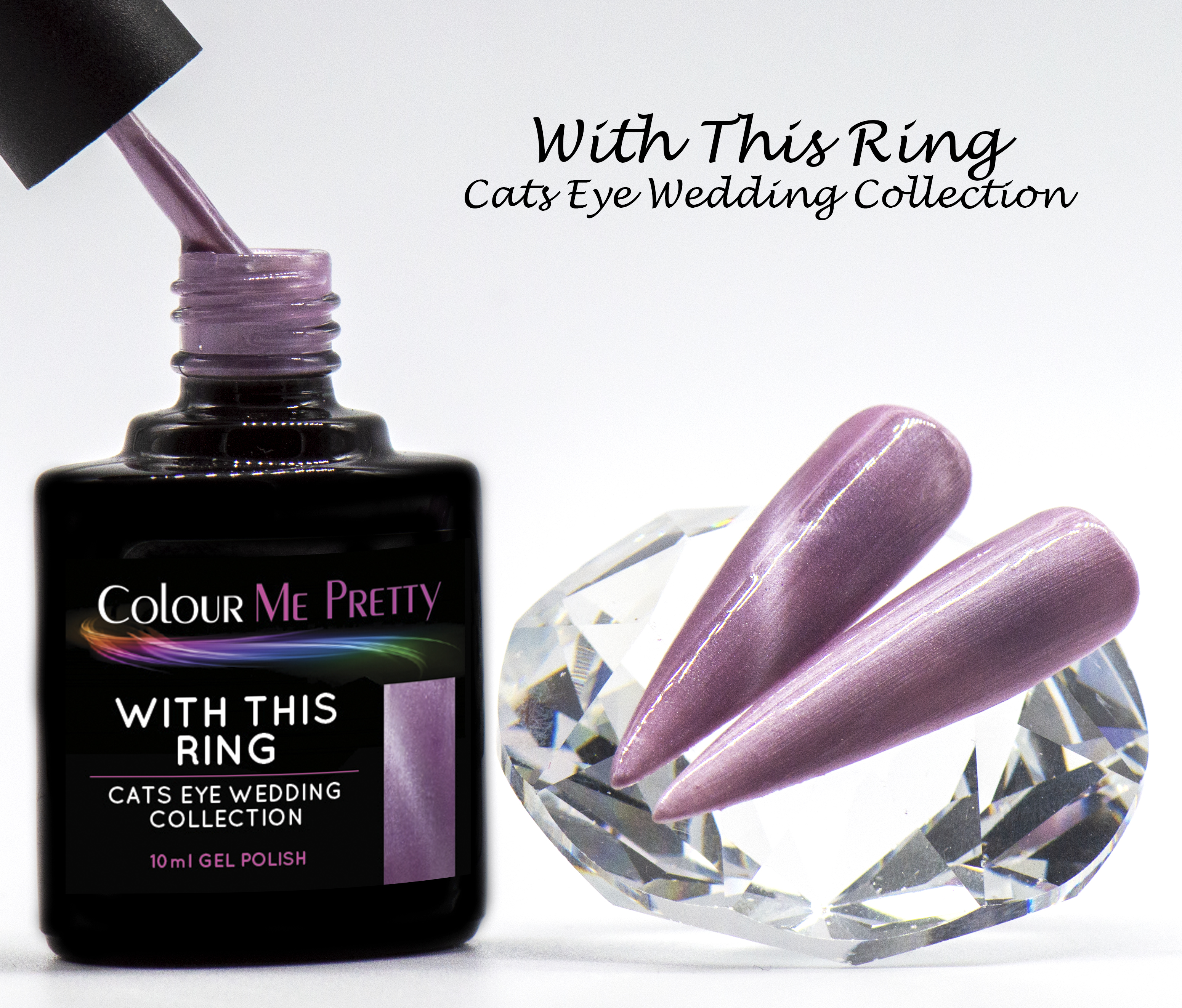 Cats Eye Wedding With This Ring