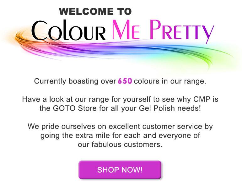 Colour Me Pretty Nails – Gel Nail Polish, Accessories ...