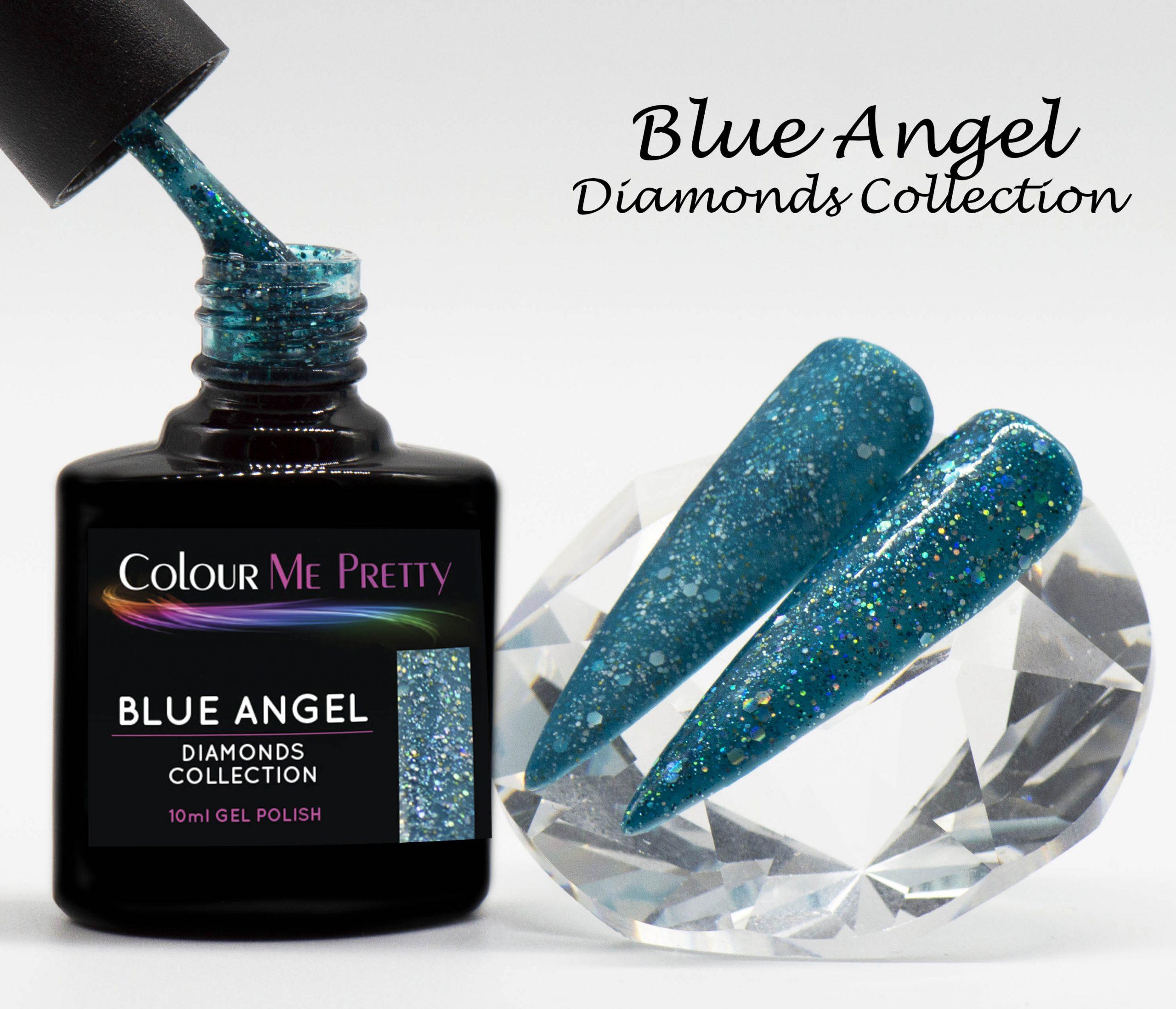 Diamonds Blue Angel