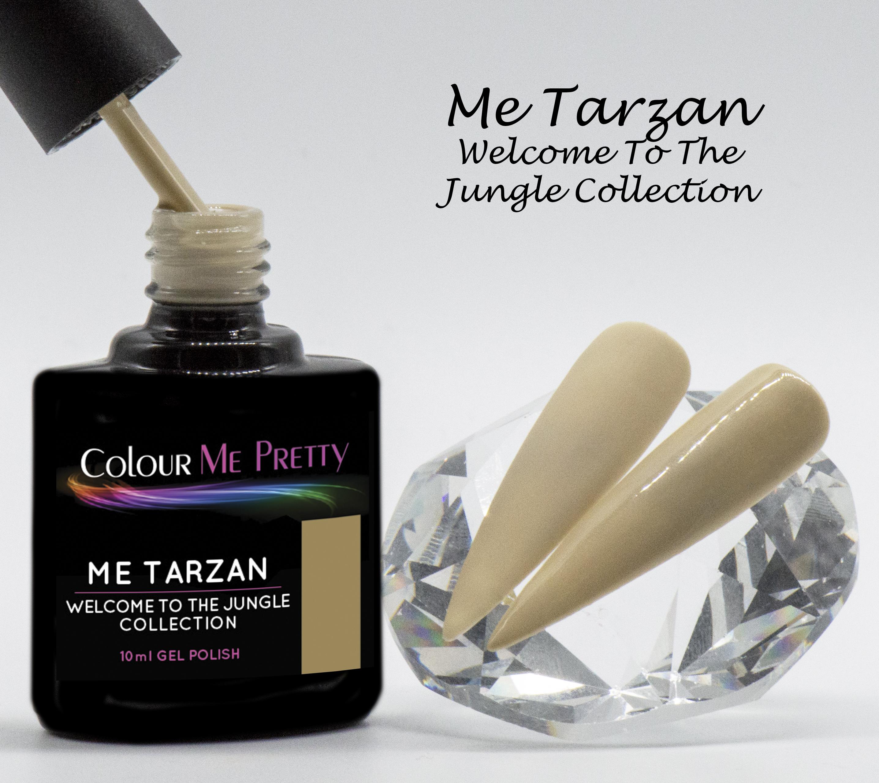 Welcome Me Tarzan